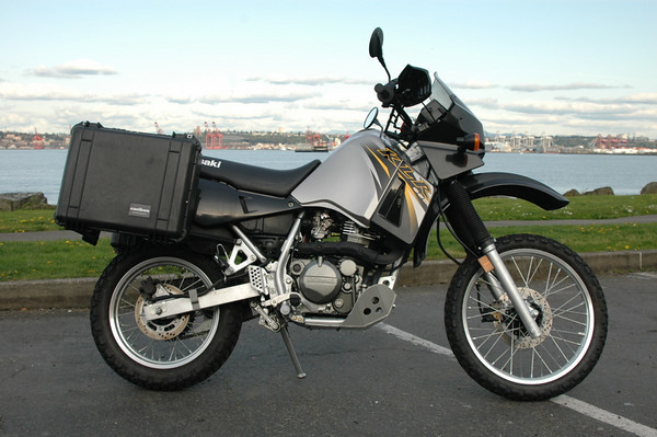 Panniers For Klr 650 Our 2007 Amp Earlier Klr 650